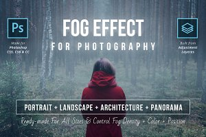 Fog Effect for Photography