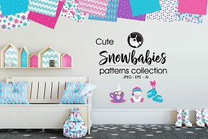 SNOWBABIES Pattern collection