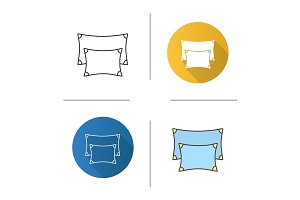Pillows icon