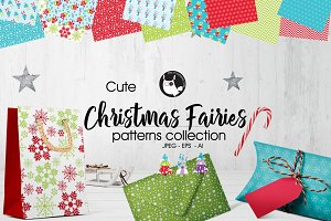 CHRISTMAS FAIRIES Pattern collection