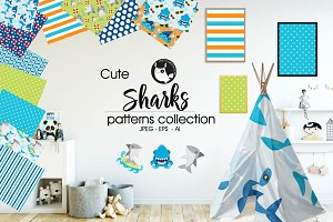 SHARKS Pattern collection