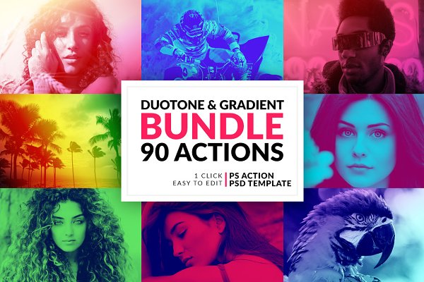 duotone actions
