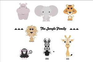 The Jungle Family