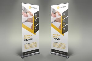 Business Roll Up Banner - v100