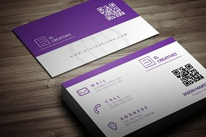 Metro Creative Business Card