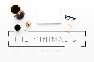 The Minimalist Header Image Bundle