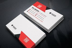 Rebas Business Card