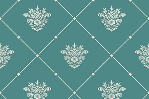 Vintage pattern seamless
