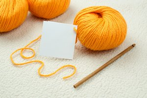 Knitting balls and Crochet