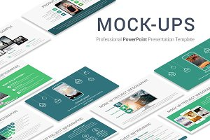 Mock-ups PowerPoint Template