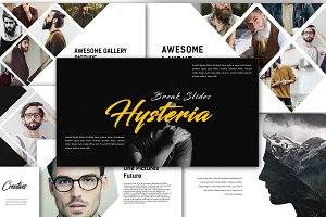 Hysteria Multipurpose Powerpoint