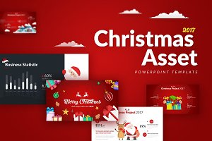 Christmas Asset - Powerpoint
