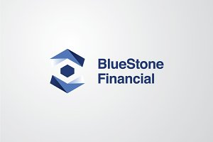 BlueStone Financial | Vector Logo