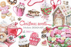 Christmas Clipart. Christmas paper