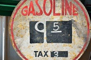 Gasoline.