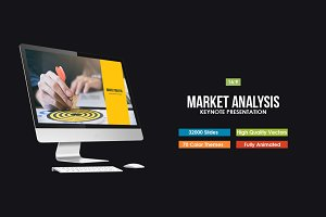 Market Analysis Keynote Template