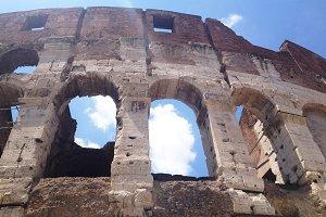 Colosseum Detail