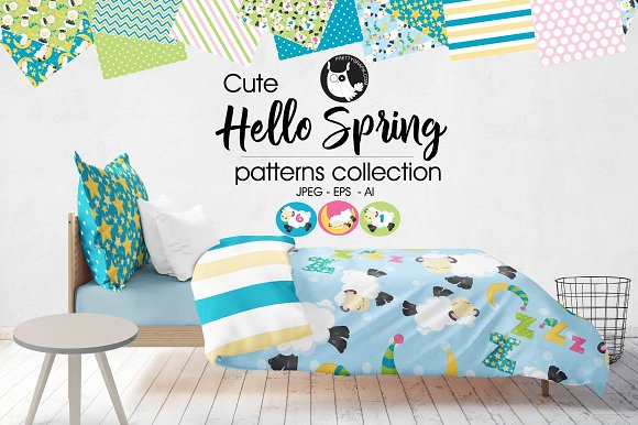 COUNTING SHEEP Pattern collection