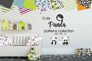 PANDA Pattern collection