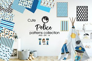 POLICE Pattern collection