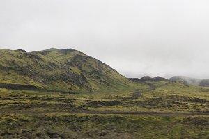 Icelandic Panoramic Landscape