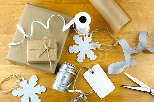 Christmas decorations - presents