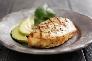 rustic grilled chicken