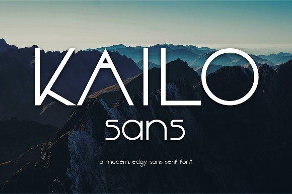 Kailo Sans
