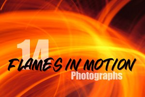 Flames in Motion Pack