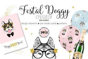 Festal dogs creator