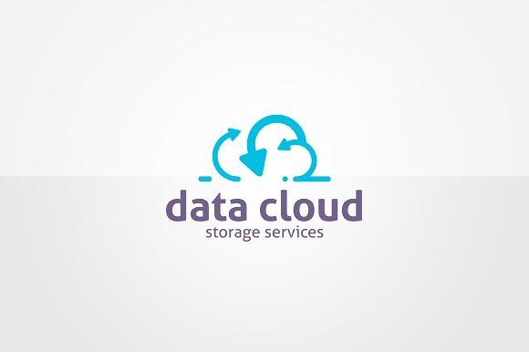 cloud logo template logo templates creative market