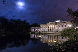 Palace on the Isle - Warsaw, Poland