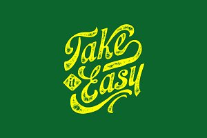 Take it Easy