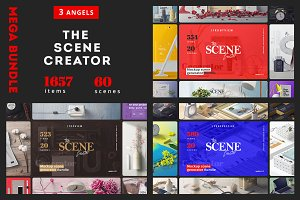 The Scene Creator / 3 in 1