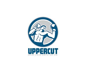 Uppercut Boxing Mixed Martial Arts G