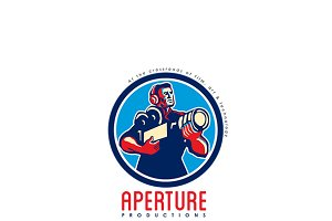Aperture Film Productions Logo