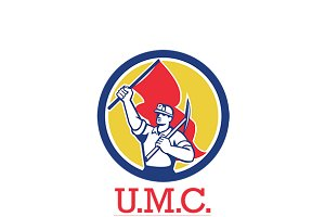 United Miners Committee Logo