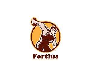 Fortius Athletic Development Logo