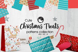 CHRISTMAS TREATS Pattern collection