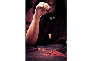 Fortune Teller's Hand