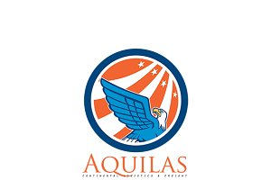Aquilas Logistics and Freight Logo