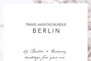 Berlin Germany Instagram Hashtags