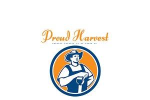 Proud Harvest Organic Produce Logo