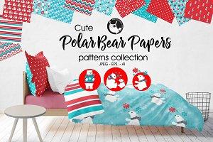 POLAR BEAR Pattern collection