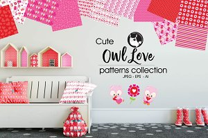 OWL LOVE Pattern collection