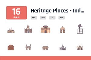 Heritage Places And Indian Cities