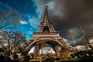 Tour Eiffel, Paris - France