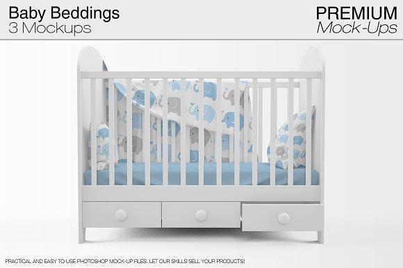 Baby Bedding-Graphicriver中文最全的素材分享平台