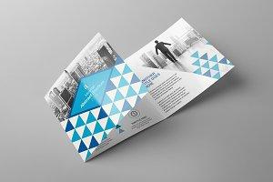 Tri-fold Square Brochure
