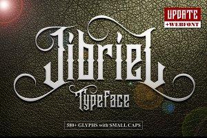Jibriel Typeface